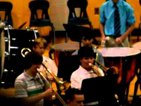 Scottsburg Middle School Christmas Band Concert 2010