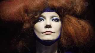 Björk at MoMA, New York