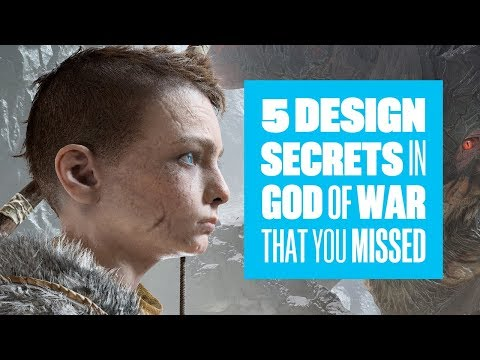 5 Design Secrets in God of War That You Missed thumbnail