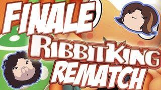 Ribbit King Rematch: Finale - PART 3 - Game Grumps VS