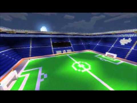 King Power Stadium In Minecraft Youtube