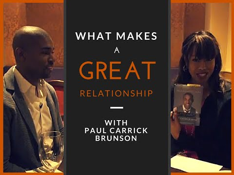 Time With Natalie Featuring Paul Carrick Brunson