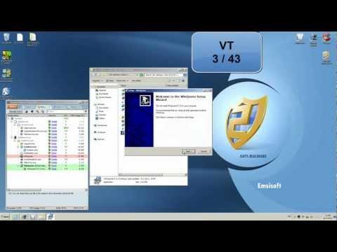 Emsisoft Anti-Malware  vs. 181 malwares