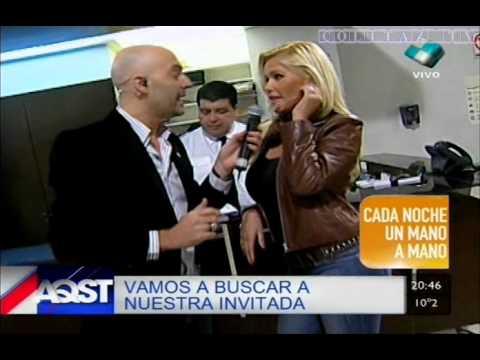 Nazarena Velez en jeans ajustados en Antes que sea tarde (AQST) Colitaz