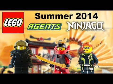 Lego Chima 2014 Summer Sets Lego Summer 2014 Ninjago And