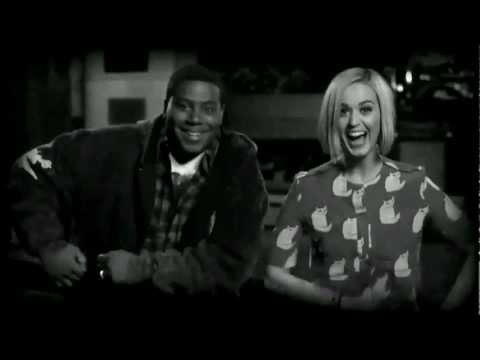 Saturday Night Live promo with Katy Perry and Kenan Thompson
