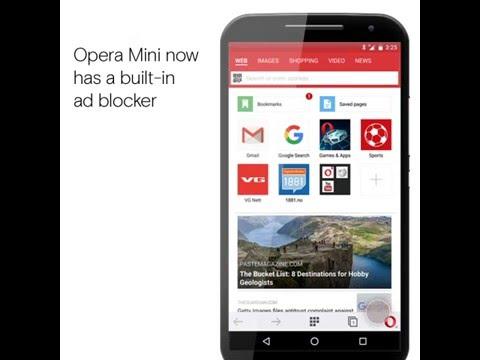 Опера Мини 12 На Андроид