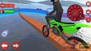 Extreme Bike Stunts Mania Android Gameplay #28