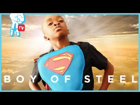 Man of Steel Parody - BOY OF STEEL - Crazy I Say Episode 53