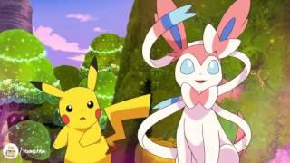 Eevee và những người bạn - Pokemon go | Anh Chuối
