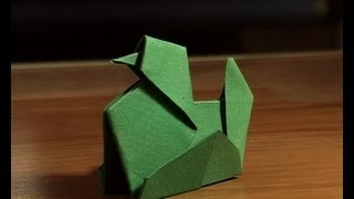 Origami Canard Duck.mpg