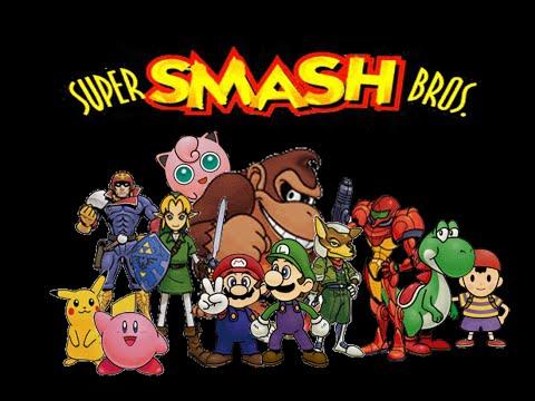 Super Smash Bros. Reta de fin de semana NS