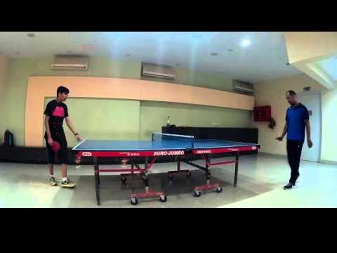 Table Tennis Match #1