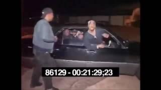 2Pac barrado pela policia em boate 1993 RARE TAPE TUPAC SHAKUR 90s