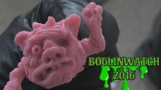 All New Mini Boglins UNBOXING! (Boglinwatch 2016)