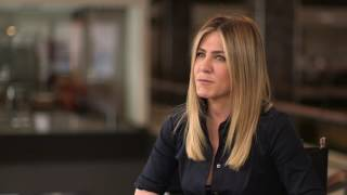 """Office Christmas Party: Jennifer Aniston """"Carol"""" Behind the Scenes Movie Interview"""
