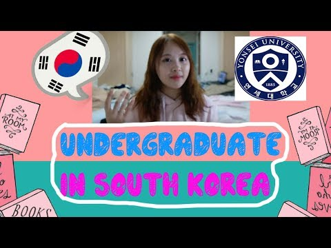 Life as international student in South Korea