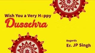 Greetings and best wishes to all on the auspicious occasion of Dussehra.
