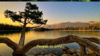 Watch Kenny Rogers People In Love video