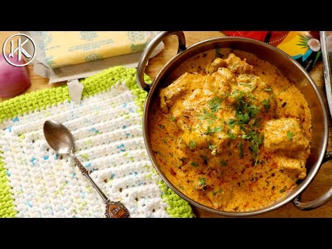Keto Butter Chicken | Keto Recipes | Headbanger's Kitchen