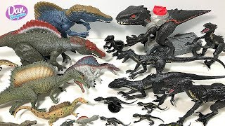 My Mega Indoraptor VS Spinosaurus Toys Collection - Jurassic World Fallen Kingdom Dinosaur Toys
