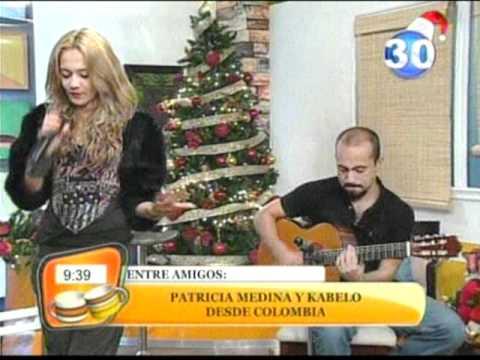 Kavelo y Patricia Medina en Honduras (Bogotá)