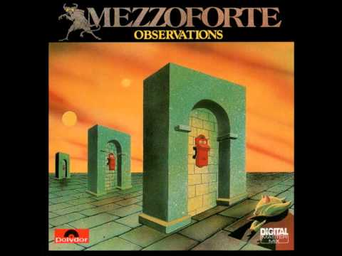 Mezzoforte - Double Orange Juice