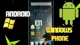 Como instalar android en windows phone 8.1