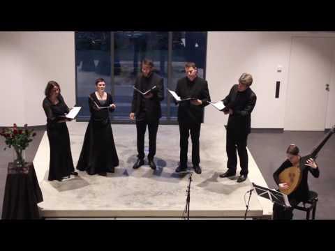 Luca Marenzio - Cantava la più vaga pastorella