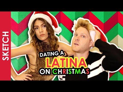 DATING A LATINA ON CHRISTMAS - Katia Nabil
