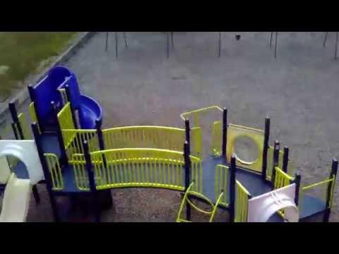 Fun @ park w/ OnaGoFly drone