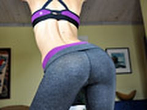 Fitness - Hot Booty Firm Up Workout