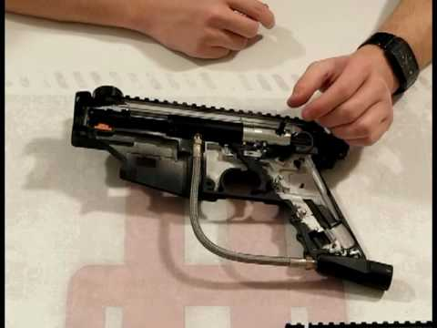 Tippmann US Army Project Salvo & Sierra One Paintball Marker Review by HustlePaintball.com