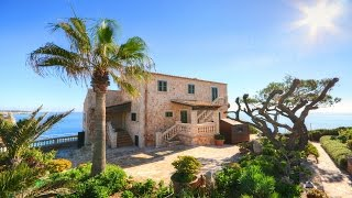 Chalet in einer atemberaubenden Lage in Cala Llombards - Mallorca Immobilien