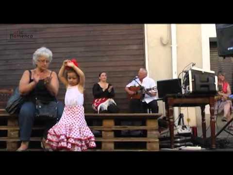 Le flamenco dans la ville