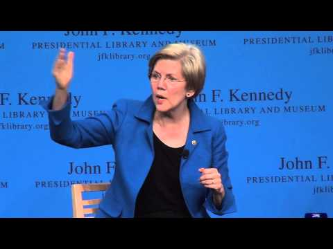 A Conversation With Senator Elizabeth Warren