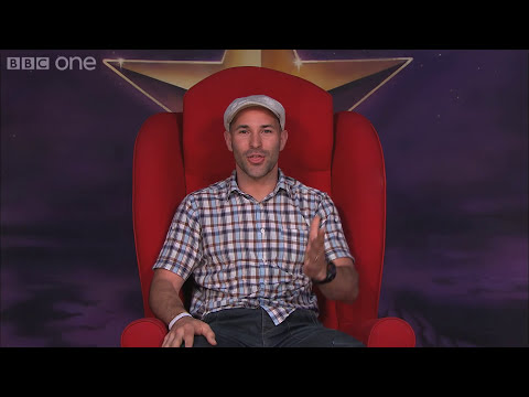 Lord Sugar in charge of the Red Chair - The Graham Norton Show - Series 13 Episode 6 - BBC One