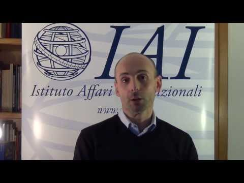 Nicola Casarini - The EU, regional integration and conflict resolution