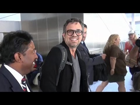 Mark Ruffalo Is 'Really Excited' Arriving In L.A. For The Oscars