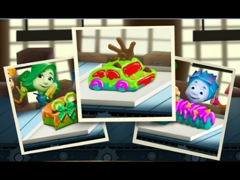 Фиксики. Фикси Фабрика - #2 А какая Ваша любимая Выпечка? Обучающая игр, детское видео.