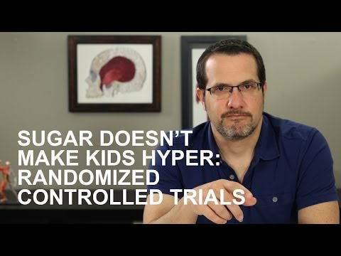 Sugar Doesn't Make Kids Hyper: Healthcare Triage #3