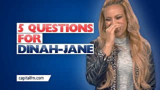 5 Questions For - Dinah-Jane