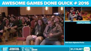 Final Fantasy IV by nocashnocash in 3:33:05 - Awesome Games Done Quick 2016 - Part 160