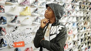 A Boogie Wit Da Hoodie Goes Sneaker Shopping With Complex by : Complex