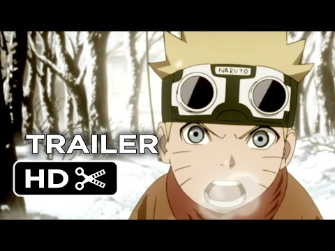 The Last: Naruto The Movie Official Us Release Trailer (2015) - Anime Action Adventure Hd video