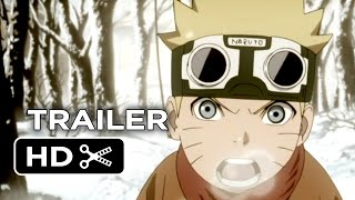The Last: Naruto the Movie Official US Release Trailer (2015) - Anime Action Adventure HD
