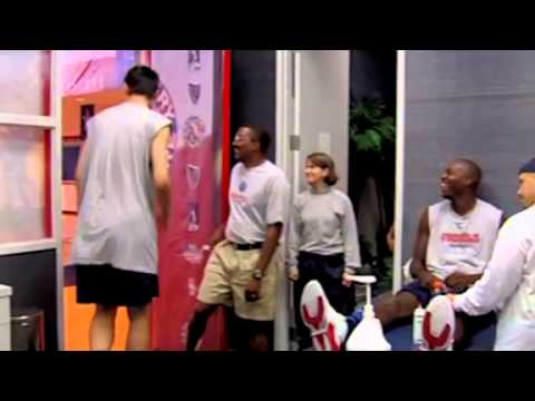 Yao Ming's NBA arrival