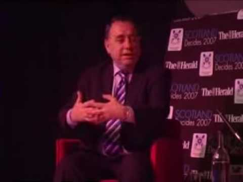 Alex Salmond 1: Scottish Election 2007 - The Herald videos