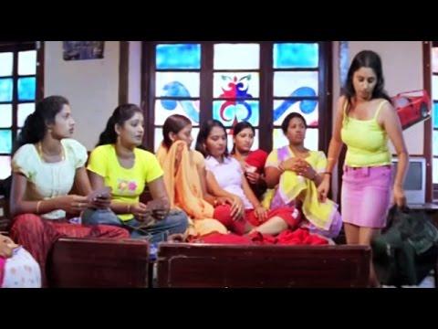Hot Introduction And Ragging Of Freshers - Drama Scene - Zehreeli Nagin [2012] - Hindi Dubbed  Movie video