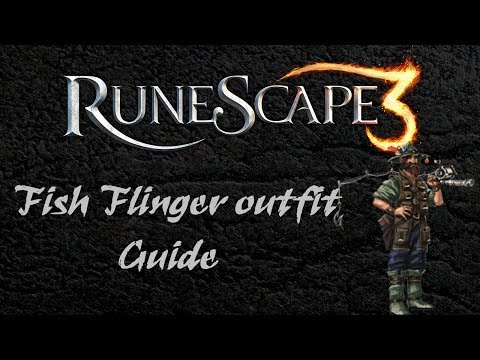 Runescape 3 Basic Fish Flingers Guide
